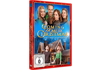 Coming Home for Christmas - Eine Familie zur Bescherung DVD