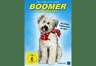Boomer - Der Streuner - Die komplette Serie DVD