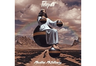 Telepath - Mental Mutations (Black Vinyl) - (Vinyl)