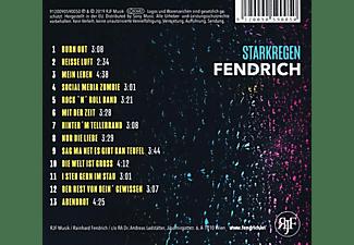 Rainhard Fendrich - Starkregen  - (CD)