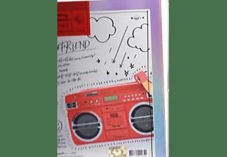 Gfriend - Sunny Summer-Red  - (CD)