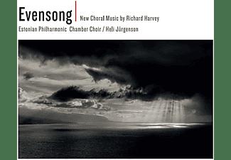 Heli Jürgenson, Estonian Philharmonic Chamber Choir - Evensong  - (CD)