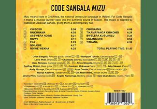 Code Sangala - Mizu  - (CD)