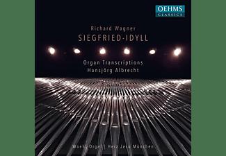 Hansjörg Albrecht - Siegfried-Idyll  - (CD)