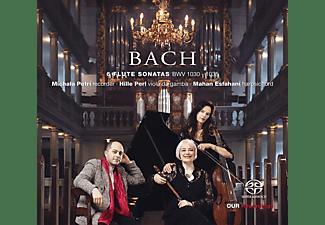 Petri,Michala/Perl,Hille/Esfahani,Mahan - 6 Flötensonaten  - (SACD Hybrid)
