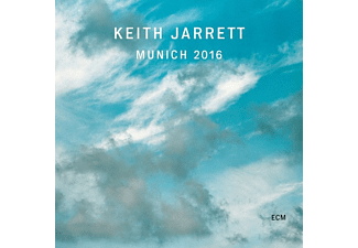 Keith Jarrett - Munich 2016 - (CD)