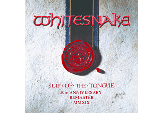 Whitesnake - Slip Of The Tongue - 30th Anniversary - Remastered (Limited Edition) (CD + DVD)