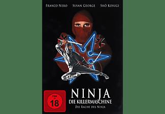 Ninja - Die Killermaschine - Die Rache des Ninja DVD