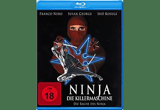 Ninja - Die Killermaschine - Die Rache des Ninja Blu-ray