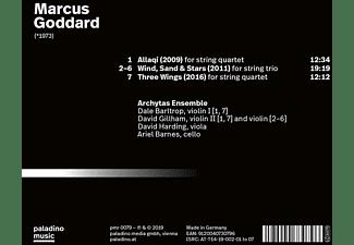 Archytas Ensemble - Three Wings  - (CD)