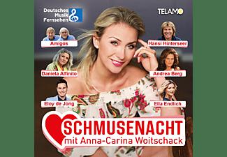 VARIOUS - Schmusenacht mit Anna-Carina Woitschack  - (CD)