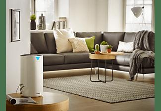 SOEHNLE 68094 AirFresh Clean 300 Luftreiniger Weiß (65 Watt, Raumgröße: 30 m³, Vorfilter/EPA-Filter/Aktivkohlefilter)
