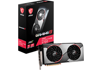 MSI Radeon™ RX 5700 GAMING X 8 GB (V381-031R) (AMD, Grafikkarte)