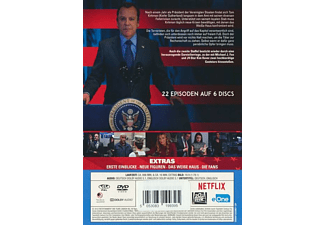 Designated Survivor-Staffel 2 DVD