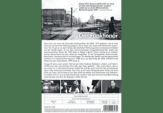 Der Funktionär DVD