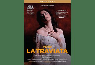 Royal Opera Chorus, Orchestra Of The Royal Opera House - La Traviata  - (DVD)