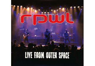 RPWL - Live From Outer Space (2CD-Digipak)  - (CD)