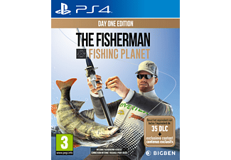 The Fisherman: Fishing Planet Day One Edition FR/NL PS4
