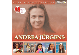 Andrea Jürgens - Kult Album Klassiker  - (CD)