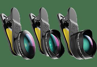 BLACK EYE Pro G4 Objektiv-Set Mehrfarbig