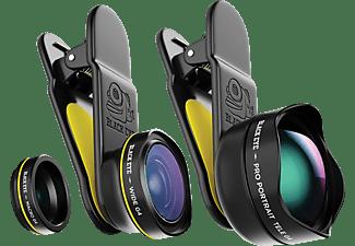BLACK EYE Travel Kit G4 Objektiv-Set Mehrfarbig
