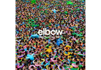 Elbow - Giants Of All Sizes CD