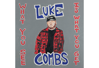 Luke Combs - What You See Is What You Get  - (CD)
