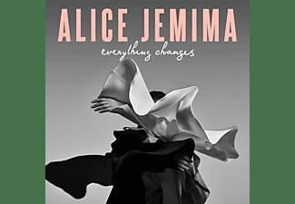 Alice Jemima - EVERYTHING CHANGES (DIGI)  - (CD)