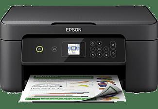 EPSON Multifunktionsdrucker Expression Home XP-3105, schwarz, Tinte (C11CG32403)