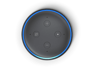 AMAZON Echo Dot 3. Generation, schwarz