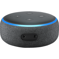 AMAZON Echo Dot 3. Generation, schwarz