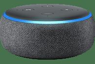 AMAZON Echo Dot 3. Generation Smart Speaker, Schwarz/Anthrazit