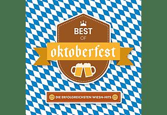 VARIOUS - Best Of Oktoberfest-Erfolgreichsten Wiesn-Hits  - (CD)