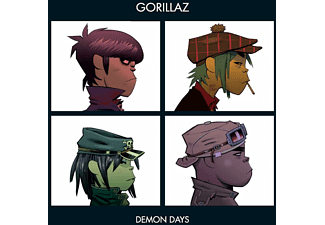 Gorillaz - Demon Days  - (Vinyl)