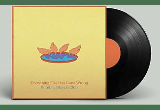 Bombay Bicycle Club - Everything Else Has Gone Wrong (Vinyl)  - (Vinyl)