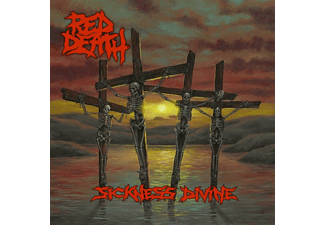 The Red Death - SICKNESS DIVINE - (CD)