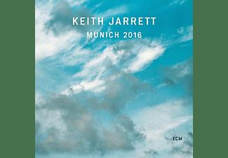 Keith Jarrett - Munich 2016  - (Vinyl)