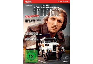 Marius Müller-Westernhagen: Theo-Komplettbox (The DVD
