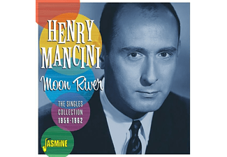 Henry Mancini - MOON RIVER - SINGLES COLLECTION 1986-1962  - (CD)