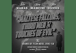 VARIOUS - MALTESE FALCONS, THIRD..  - (CD)