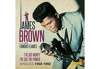 Brown, James / Famous Flames, The - I VE GOT MONEY I VE..  - (CD)