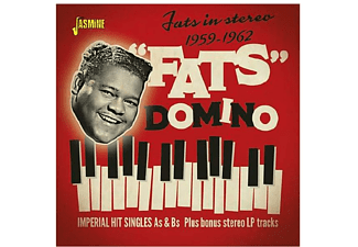 Fats Domino - FATS IN STEREO, 1959-1962. IMPERIAL HIT SINGLES AS - (CD)