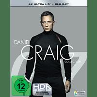 James Bond: Daniel Craig Collection (4-UHD & 4-BD) [4K Ultra HD Blu-ray + Blu-ray]