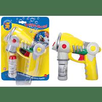 PUSTEFIX Pustefix Bubble Shooter Seifenblasen, Mehrfarbig