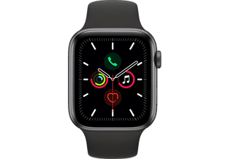 APPLE Watch Series 5 - Boîtier aluminium 44mm Space Gray