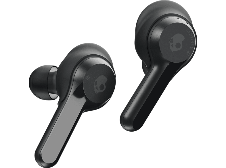 SKULLCANDY Indy, In-ear True-Wireless-Kopfhörer Bluetooth Schwarz