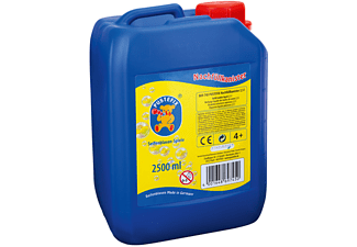 PUSTEFIX Nachfüllkanister 2.5l Seifenblasen Mehrfarbig