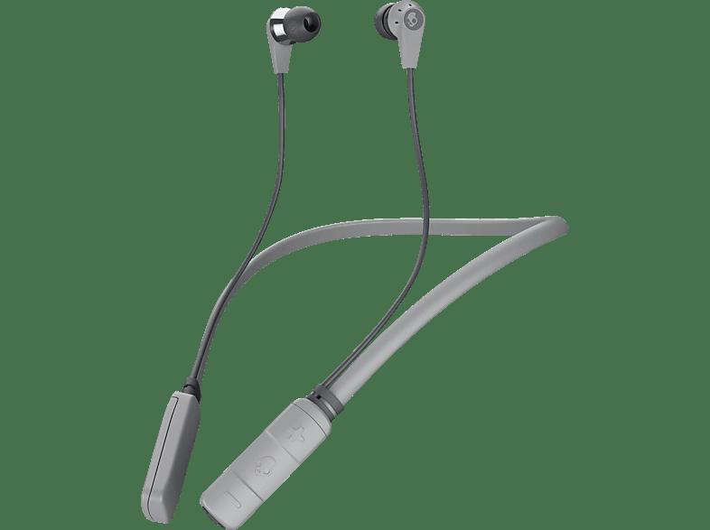 SKULLCANDY INKD 2.0, In-ear Kopfhörer Bluetooth Grau