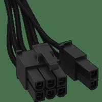BE QUIET CP-6610  Netzteil Zubehör, Schwarz