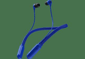 SKULLCANDY S2IQW-M686 INKD+ BT, In-ear Kopfhörer Bluetooth Blau/Schwarz